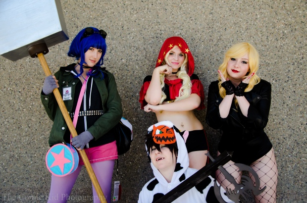 Kenya Chan, Trudi Devoted, Cheese Cake Panda, Kongumi Cosplay